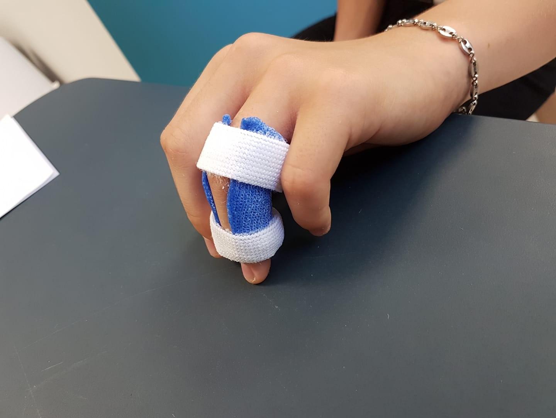 Orthese de doigt